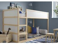 IKEA Kura single 3ft cabin high sleeper bed