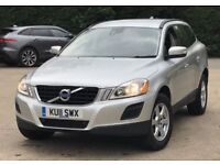 2011 Volvo XC60 2,0 D3 DRIVe SE SUV 5dr 1 owner