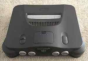 Nintendo 64 N64 -Replacement Console Deck - Australian Pal - Cons Neutral Bay North Sydney Area Preview
