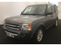 Land Rover DISCOVERY 2.7 TDV6 SE 7 Seater Full Service History Incl Cam Belt Done