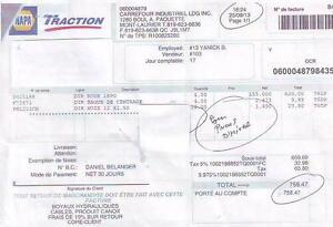 4 PNEUS HIVER BLIZZAK LM-60 BRIDGESTON 235/50R/18XL 101H Gatineau Ottawa / Gatineau Area image 10