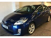 2011 TOYOTA PRIUS 1.8 T3 AUTOMATIC HYBRID ELECTRIC USE UBER PCO NOT INSIGHT INSIGNIA