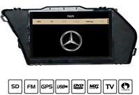 Mercedes GLK Adding Navigation GPS Backup reverse Camera t