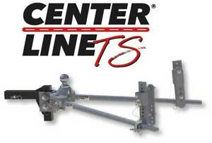 Sway Bar Hitch ( Used twice ) Husky Center Line TS