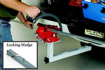 Heavy Duty Hitch Mounted Vise Mount From American Van Equipment