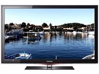 """Top of the range 32"""" SAMSUNG full hd ready 1080p LCD INTERNET TV, freeview"""