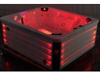 BRAND NEW LUSO SPAS HOT TUB SPA INDOOR/ OUTDOOR 5-6 SEATS RRP £5999 BARGAIN PRICE IN STOCK
