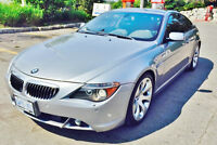 2004 BMW 6 Series 645 COUPE NAV M Package