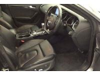 Grey AUDI A5 SALOON 1.8 2.0 TDI Diesel BLACK EDITION PLUS FROM £103 PER WEEK!