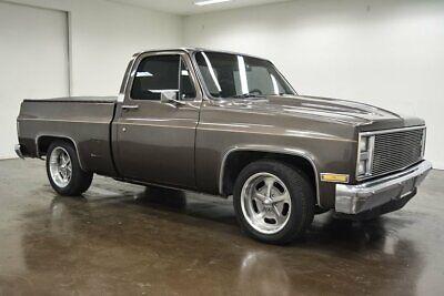 1984 Chevrolet C-10  1984 Chevrolet C10  65825 Miles Brown Pickup Truck 383 Stroker Turbo 400 Automat