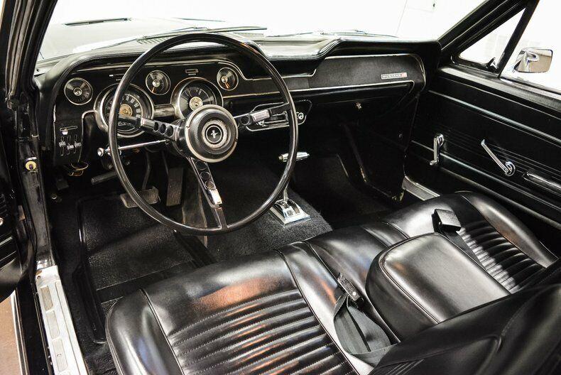 Image 14 Coche Americano de época Ford Mustang 1967