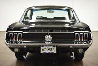 Miniature 6 Coche Americano de época Ford Mustang 1967