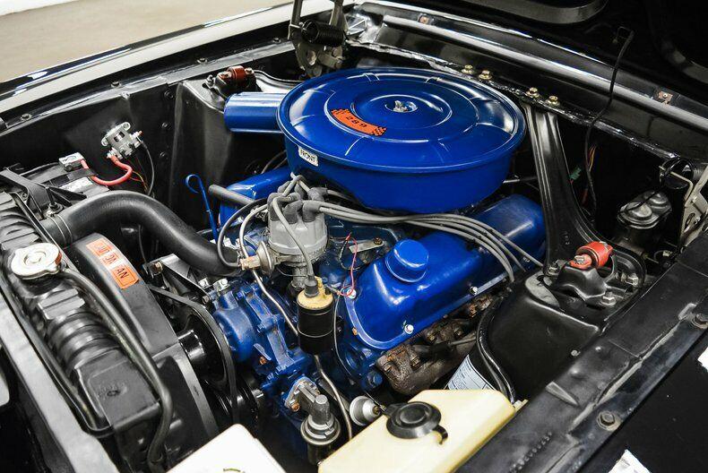Image 11 Coche Americano de época Ford Mustang 1967