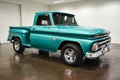 1966 Chevrolet C-10  1966 Chevrolet C10  608 Miles Green Pickup Truck 350 Chevrolet V8 Turbo 350 Auto