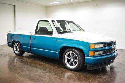 1994 Chevrolet C-10  1994 Chevrolet C10  403 Miles Teal Pickup Truck 402 V8 Turbo 350 Automatic