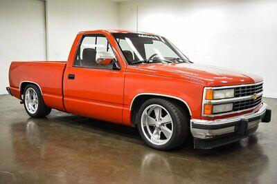 1991 Chevrolet Silverado 1500  1991 Chevrolet 1500  66810 Miles Red Pickup Truck 350 Chevrolet V8 4L60