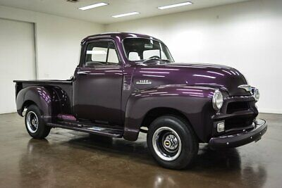 1954 Chevrolet Other Pickups  1954 Chevrolet 3100  56399 Miles Purple Truck Straight 6 3 Speed Manual Column S