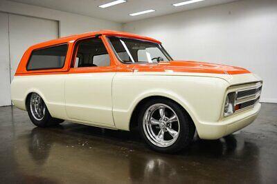 1969 Chevrolet Blazer  1969 Chevrolet Blazer  501 Miles Pearl White SUV 402 Big Block V8 Turbo 400 Auto
