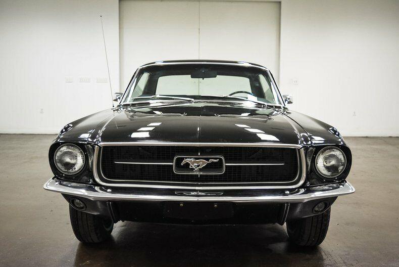 Image 2 Coche Americano de época Ford Mustang 1967