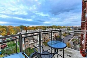 3 1/2 Condo with indoor garage & locker - Superb Area