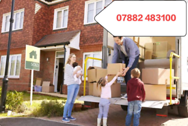URGENT CHEAP MAN AND VAN HIRE COMPANY IN LONDON HOUSE MOVERS SOFA