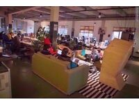 ☼Affordable Co–working / Coworking / Desk Ideal for Start-ups, Freelancers ☕Free High-Speed Internet