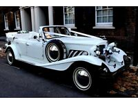 Classic Wedding Car Hire in London