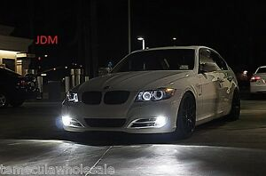h11 6000k white hid kit xenon conversion headlight bulb kit for bmw e90 amp e92 ebay. Black Bedroom Furniture Sets. Home Design Ideas