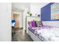 Classic En-suite in Shared Flat (Ablett House)