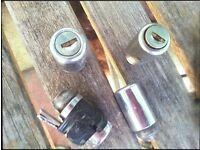 General Motors locking wheel nuts