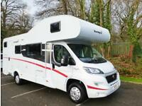 2018 SUNLIGHT A72, 6 BERTH, 6 BELTS, £6500 OFF RRP!! MOTORHOME, CAMPER VAN