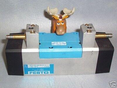 Festo Mfh-53g-d-3-c Solenoid-actuated Valve