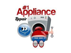 Same Day Appliance Repair $30  Call 5196419000 London Ontario image 1