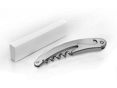 2 x Stainless Steel Wine Corkscrews –  Model AUS19 wine accessories