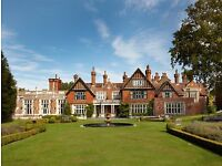 7 nights double ensuite room 10/6/17 new forest Elmers court hotel Lymington