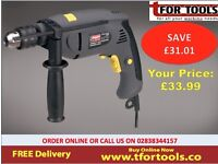 Sealey S0686 Electric Hammer Drill 13mm 750w/230v