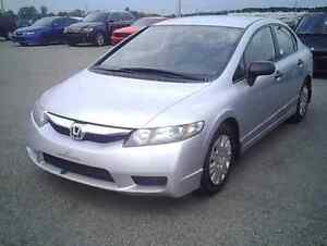 Gorgeous 2010  Honda Civic one owner free accident