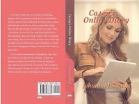 Casey's Online Diary - signed copy/personalised for you (postage is extra)