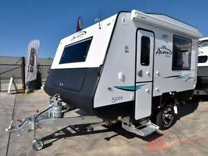 Avan Aspire 402 with Adventure pack for unsealed road use Wodonga Wodonga Area Preview