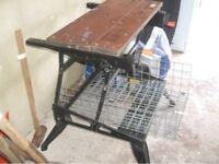Black & Decker workmate workbench