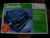 Grand & Toy Laser Printer Toner  (Compatible with HP )
