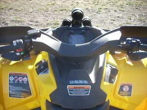 SNORKEL YOUR ATV snorkel kit for CanAm Outlander @ ATV TIRE RACK Kingston Kingston Area image 2