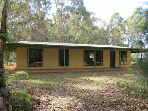 Pemberton (Yeagarup) house on 5 acres suit family or 4WD group Pemberton Manjimup Area Preview