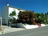 Family Home or Retirement Retreat in Andalucia. Could be B&B, Kennels or smallholding if required