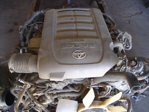 2007 Toyota Tundra 5.7L V8 Engine, Transmission, & Transfer Case