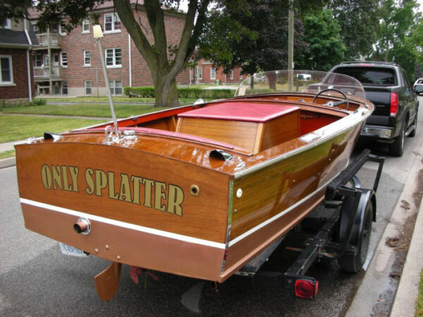 Used 1958 Chris-Craft Chris Craft Cavalier Runabout