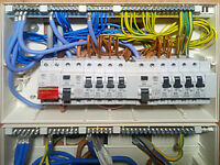 Experienced Qualified Electrician, Mobile No: 07903 454004