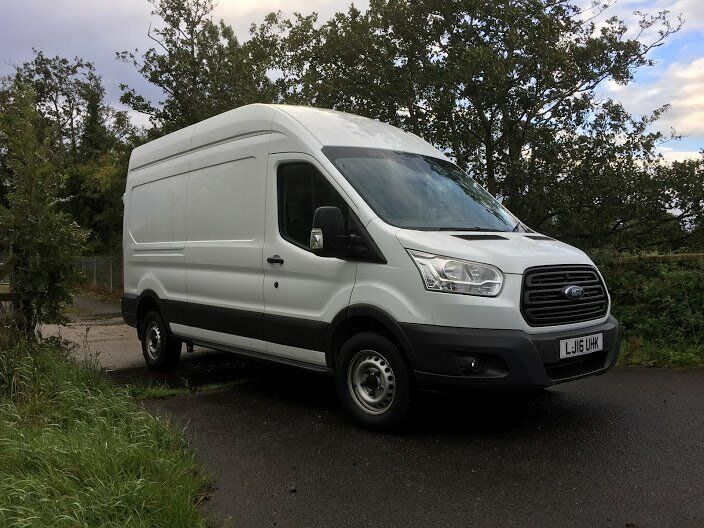 2016 Ford Transit 350 Lwb High Roof 125