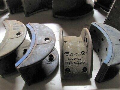 10 Wagner Hydraulic Brake Shoes For Overhead Crane Bridge