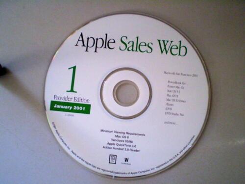 Apple Sales Web - Five CD Set